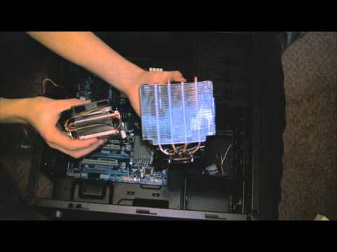 How To Build an AMD Gaming Computer (Summer 2012)