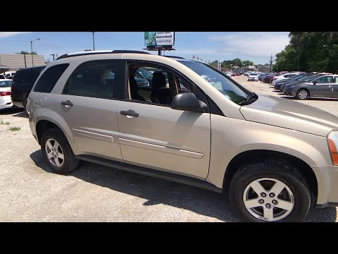 2009 Chevrolet Equinox Chicago, Matteson, Oak Lawn, Orland Park, Countryside IL P11058A