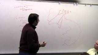 Brandon Sanderson Lecture 9: World Building Geography Part 1 (3/7)