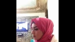 Beautiful Arab Hijab Girl On Webcam 9
