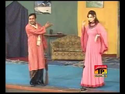 New Stage Drama - Cheemo Mastani - Saraiki Drama 2014 - Part...