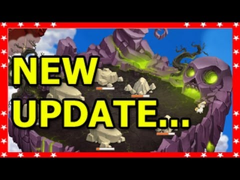 Dragon City UPDATE 2 New Islands New Max Level and More - November 2013