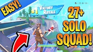 Get HIGH KILL Wins EASILY in Fortnite! Fortnite Ps4/Xbox BEST Tips and Tricks! (How to Win Fortnite)