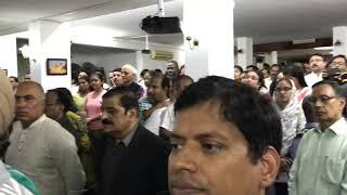 70th Republic Day celebration at India High Commission, Lagos, Nigeria. ILS Student Choir