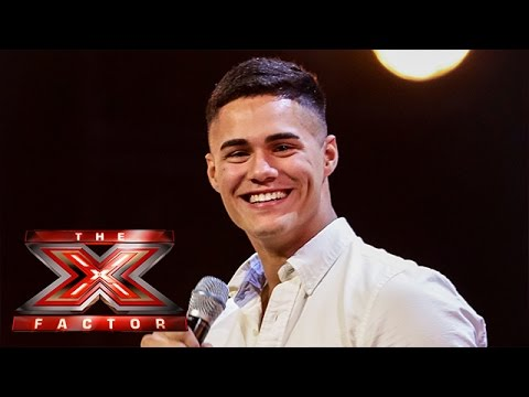 Charlie Martinez sings One Direction's You And I | Arena Auditions Wk 2 | The X Factor UK 2014