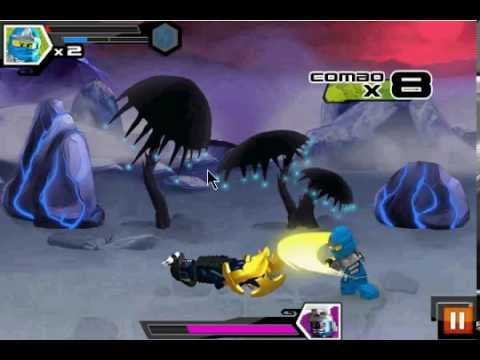 Ninjago Spinjitzu SnakeDown Boss Level GamePlay Part 9 FINAL LEVEL