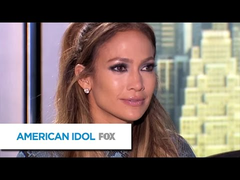 New York Can't Get Enough of JLo! - AMERICAN IDOL XIV