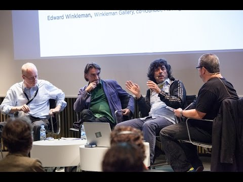 2014   WHAT DO ARTISTS WANT FROM THEIR GALLERIES?