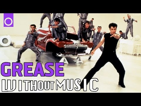 GREASE - Greased Lightning (House of Halo #WITHOUTMUSIC parody)