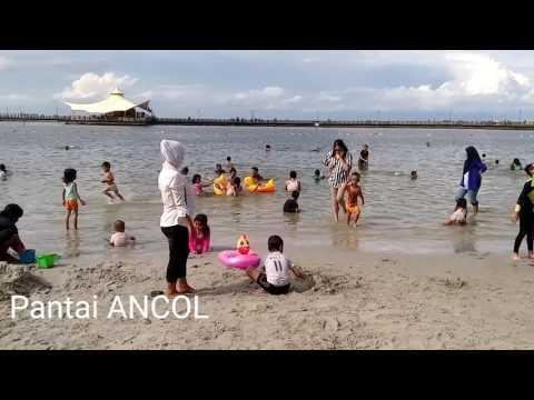 Wisata Pantai Ancol Jakarta