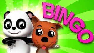 Bingo Dog Song | Bao Panda Nursery Rhymes For Children by Kids Tv