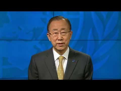 Ban Ki-moon on International Day of Happiness 2015 - Video message