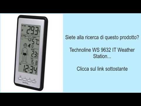 Technoline WS 9632 IT Weather Station...