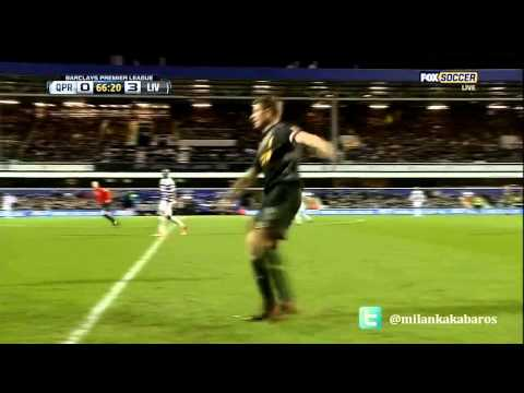 Steven Gerrard - Long Range Passes Compilation (2012/13)