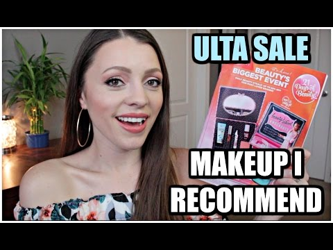ULTA 21 Days of Beauty Sale   WHAT TO BUY
