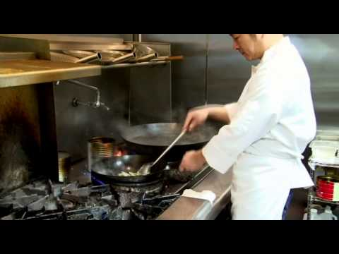 Chinese Wok Cooking King Noodle House Everett Wa video