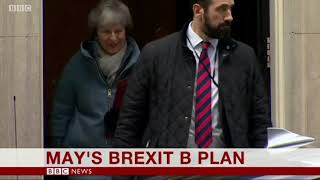 2019 January 22 BBC One minute World News