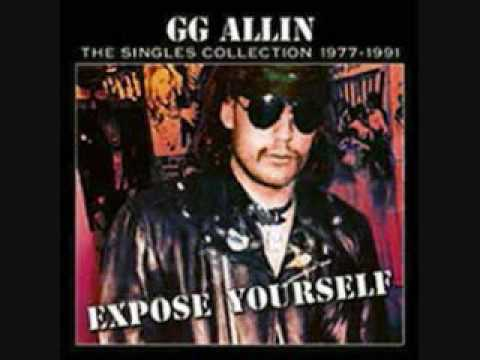 Gg Allin - When I Die
