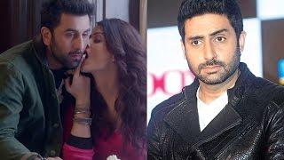 Abhishek Bachchan ने क्या कहा Aishwarya,Ranbir के intimate scenes