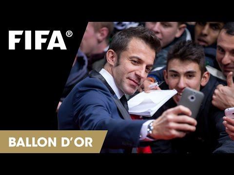 HIGHLIGHTS: Red Carpet - FIFA Ballon d'Or Gala 2014