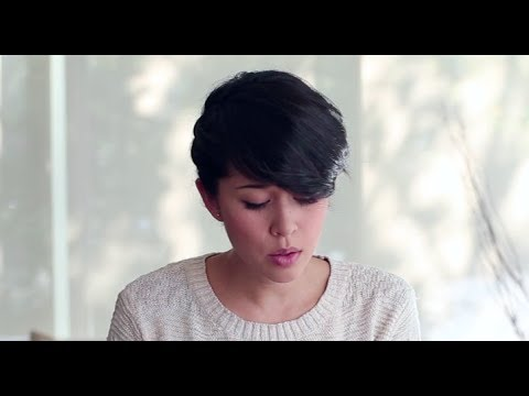 Say Something - A Great Big World & Christina Aguilera (Official Music Cover) by Kina Grannis Music Videos