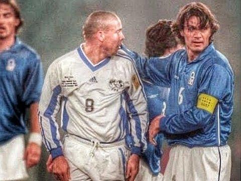 Ronaldo (World All Stars vs Italy 1998)