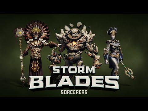 Stormblades - Sorcerers Trailer