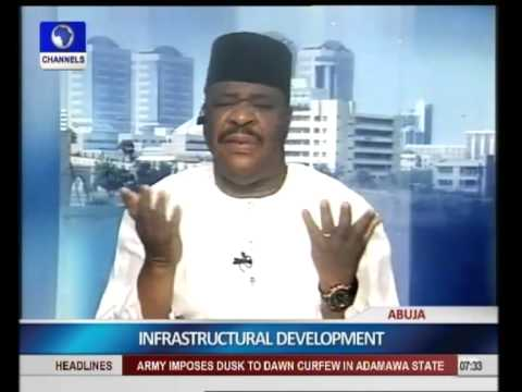 Minister Lauds Jonathan's Work Projects PT2
