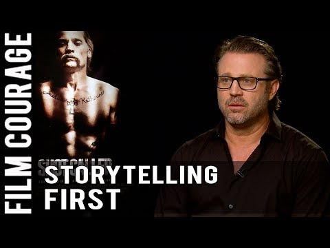 Ric Roman Waugh Says Storytelling First, Screenplay Structure Second