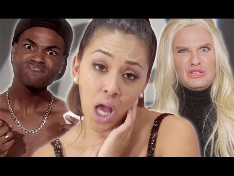 Ariana Grande Ft. Iggy Azalea - problem Parody video