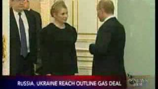 Russia, Ukraine reach comprehensive gas deal