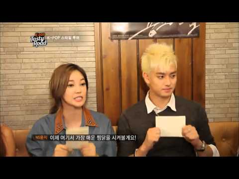 [enewsWorld] 'K-Pop Tasty Road' Hits Up Se7en's Chicken Restaurant