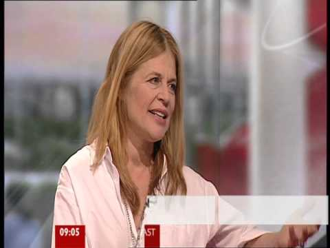 linda hamilton bbc breakfast news