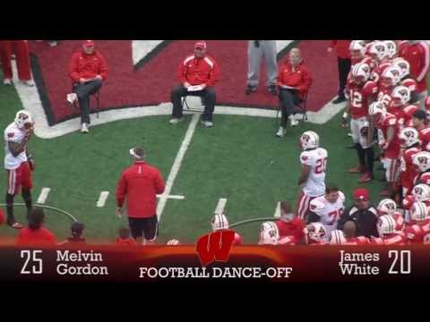 Wisconsin Football Dance-Off