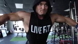 Chest Routine Workout With x3 Mr  Olympia Jeremy Buendia