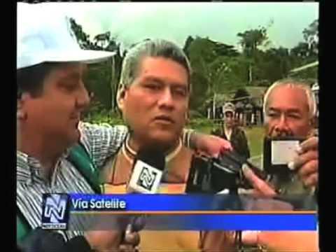 Italo Antinori rescata a un panameño secuestrado por la guerrilla colombiana