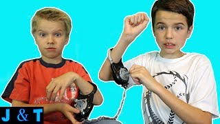 TRYING TO BREAK FREE! / Jake and Ty