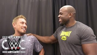 "Akira Tozawa and Apollo Crews ""shake it up"": June 30, 2016"