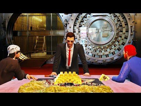 CRIMINALLY INSANE CEOs - Give Me My MONEY (GTA 5)