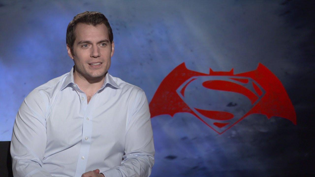 Henry Cavill Interview - Batman v Superman: Dawn of Justice (HD)