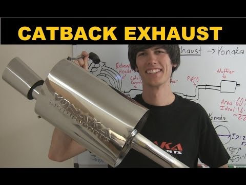 Catback Exhaust - Explained