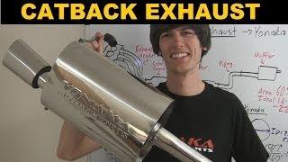Catback Exhaust - Explained