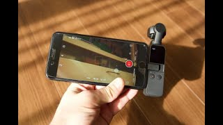 DJI Osmo Pocket Hands-on Review