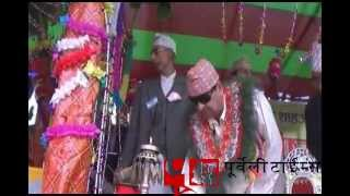 former king gyanendra in jhumka sunsari