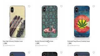 i phone x cover Only Rs. 299 Saran_Ad_World 2018
