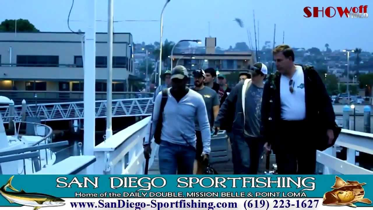 San diego sportfishing mission belle point loma and daily for Point loma sportfishing fish count