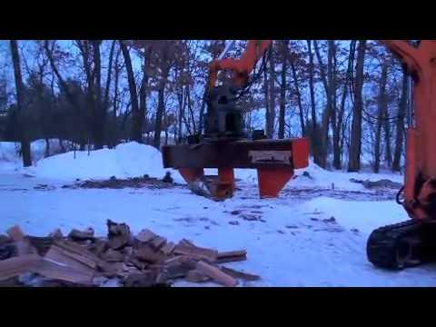 Tempest Invertasplit Wood Splitter