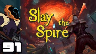 Let's Play Slay The Spire - PC Gameplay Part 91 - Dracula
