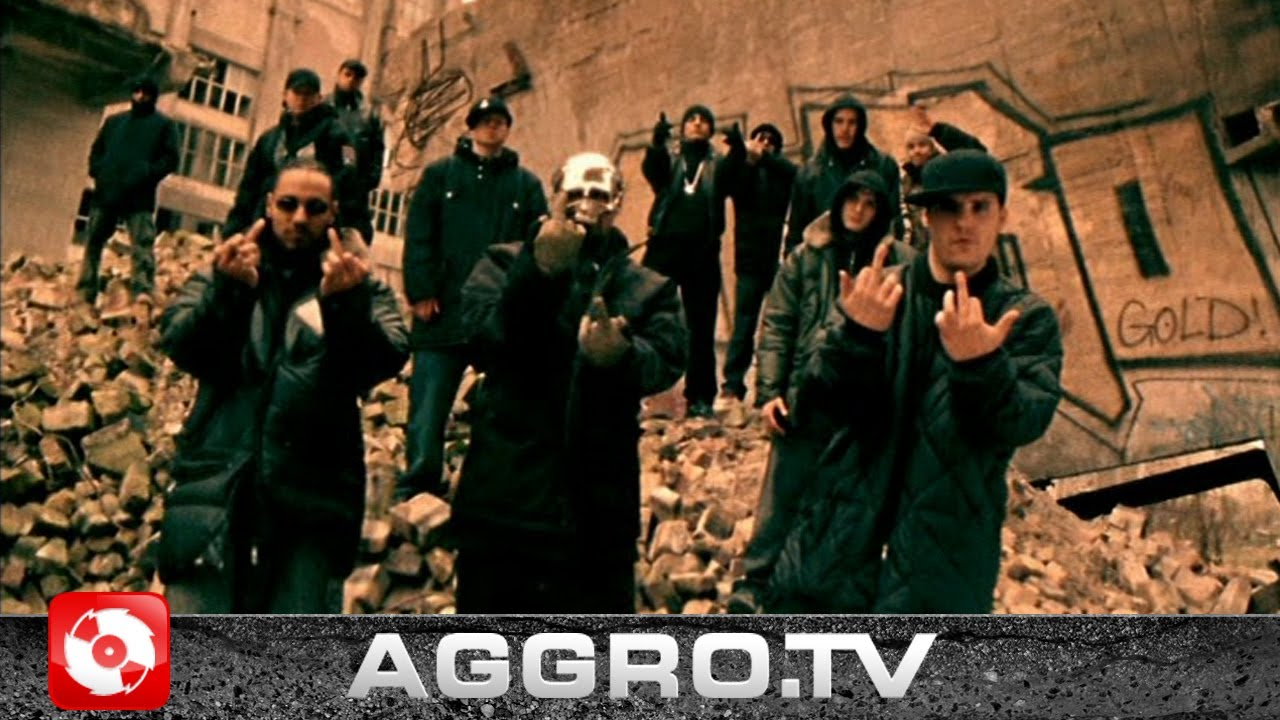 SIDO FLER B-TIGHT - AGGRO TEIL