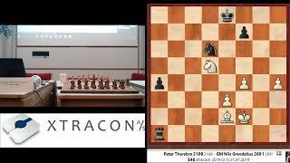 Xtracon Chess Open 2019 -  Round 2